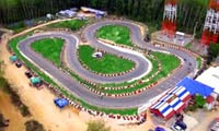 Phuket Go Cart Racing
